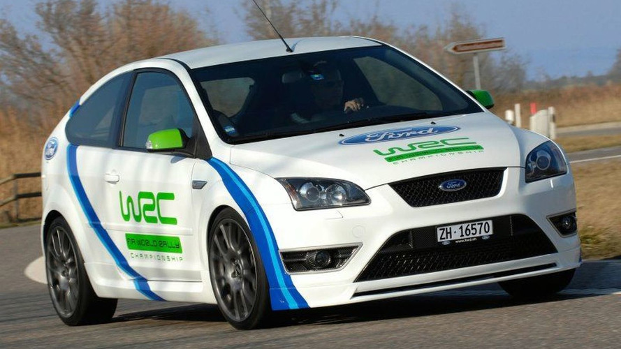 Ford Focus ST WRC Edition for Switzerland