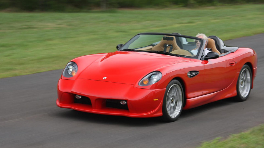 New Panoz Cars Now Come With Self-Healing Paint