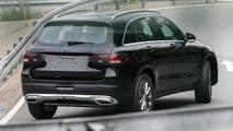 Mercedes-Benz GLC spy photo