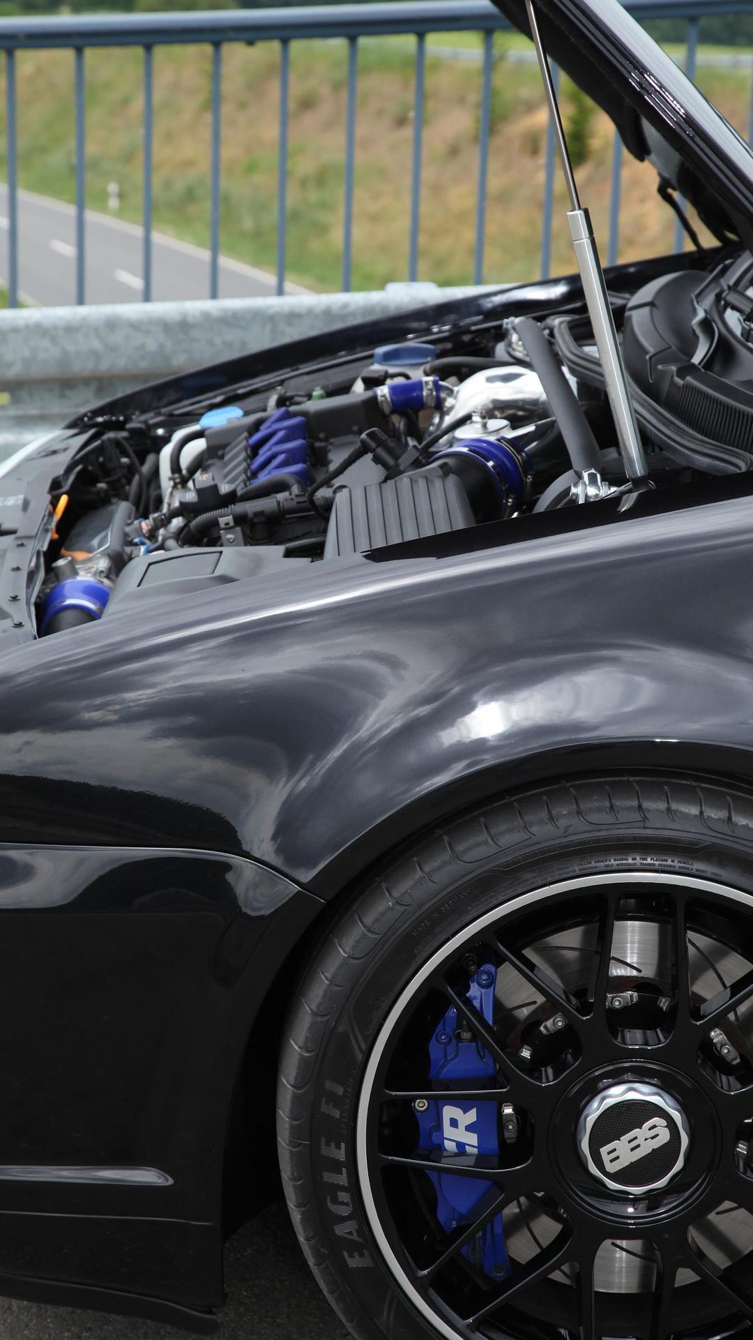 Под капотом Volkswagen Golf IV R32 от HPerformance