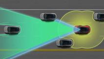 Tesla Motors semi-autonomous driving system