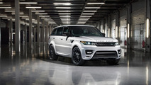 Range Rover Sport Stealth Pack heading to Goodwood FoS