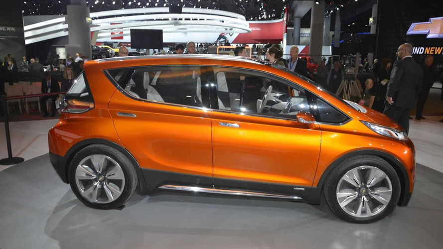Chevrolet Bolt to keep its name for production version