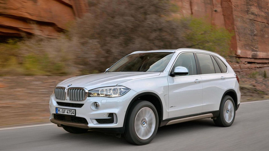 New BMW X5 coming as early as next year