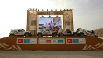 Land Rover set to tackle Dakar with the Race2Recovery team