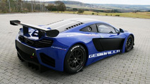 2012 McLaren MP4-12C GT3 by Gemballa Racing