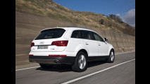 Audi Q7 restyling