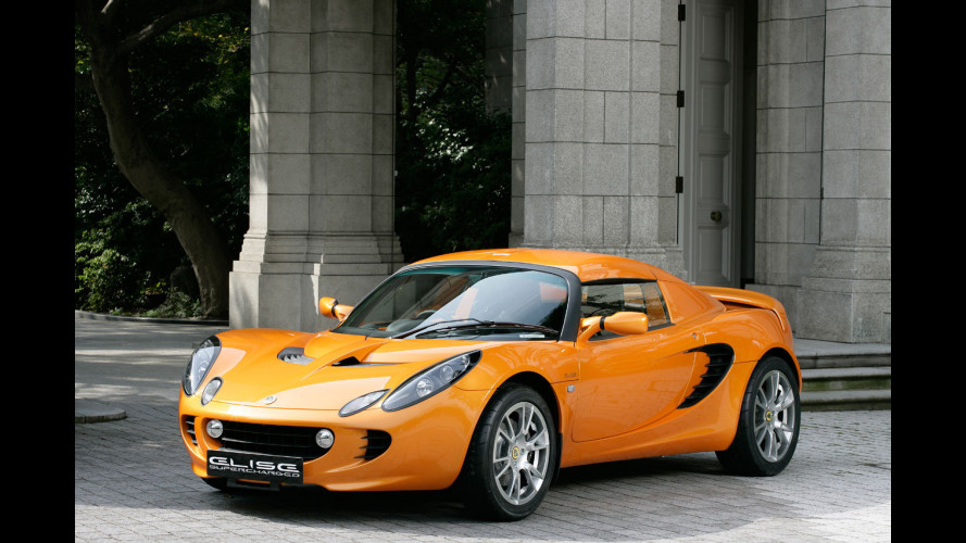 Lotus Elise ed Exige 2008