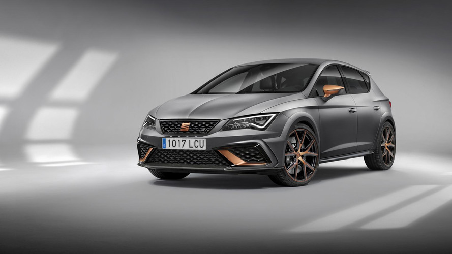 Seat Leon Cupra R limited to just 799 examples