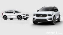 Volvo XC40 vs Volvo XC60 Frontpage