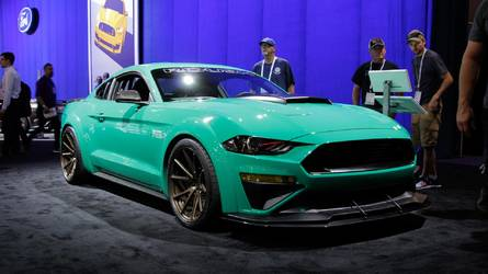 SEMA Show 2018 Roush 729 Pays Homage To The 70 Boss 429