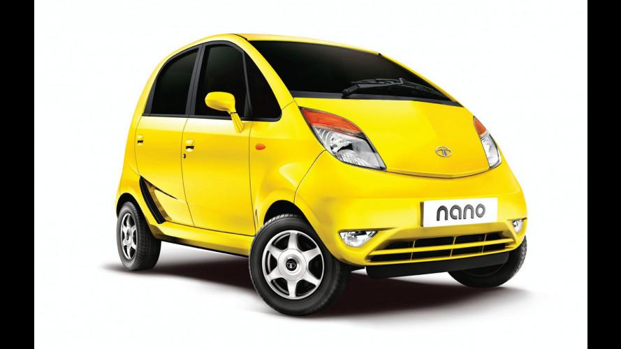 Tata Nano: presto due concorrenti da Hyundai e Toyota