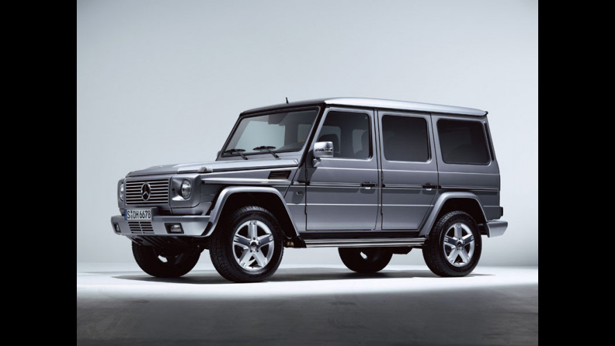 Mercedes Classe G Grand Edition
