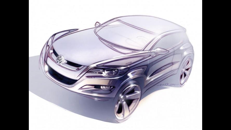 Si chiamerà Tiguan il nuovo SUV Volkswagen