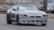 New 2019 Chevy Camaro Spy Photos