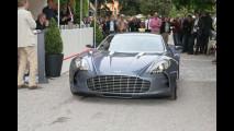 Villa D'Este 2009 - Villa Erba - premiazione Aston Martin One-77