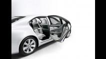 La nuova gamma Lexus LS al Salone di Francoforte