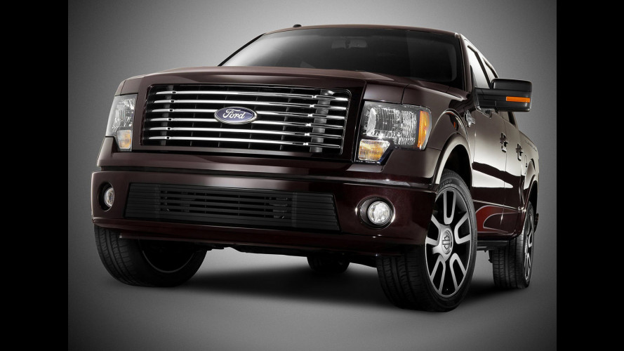 Ford F-150 Harley-Davidson model year 2010