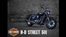 Street 500: Harley-Davidson de R$ 25 mil chega em 2015