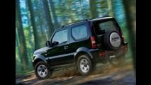 Suzuki apresentará reestilizados Grand Vitara e Jimny no Salão de Moscou