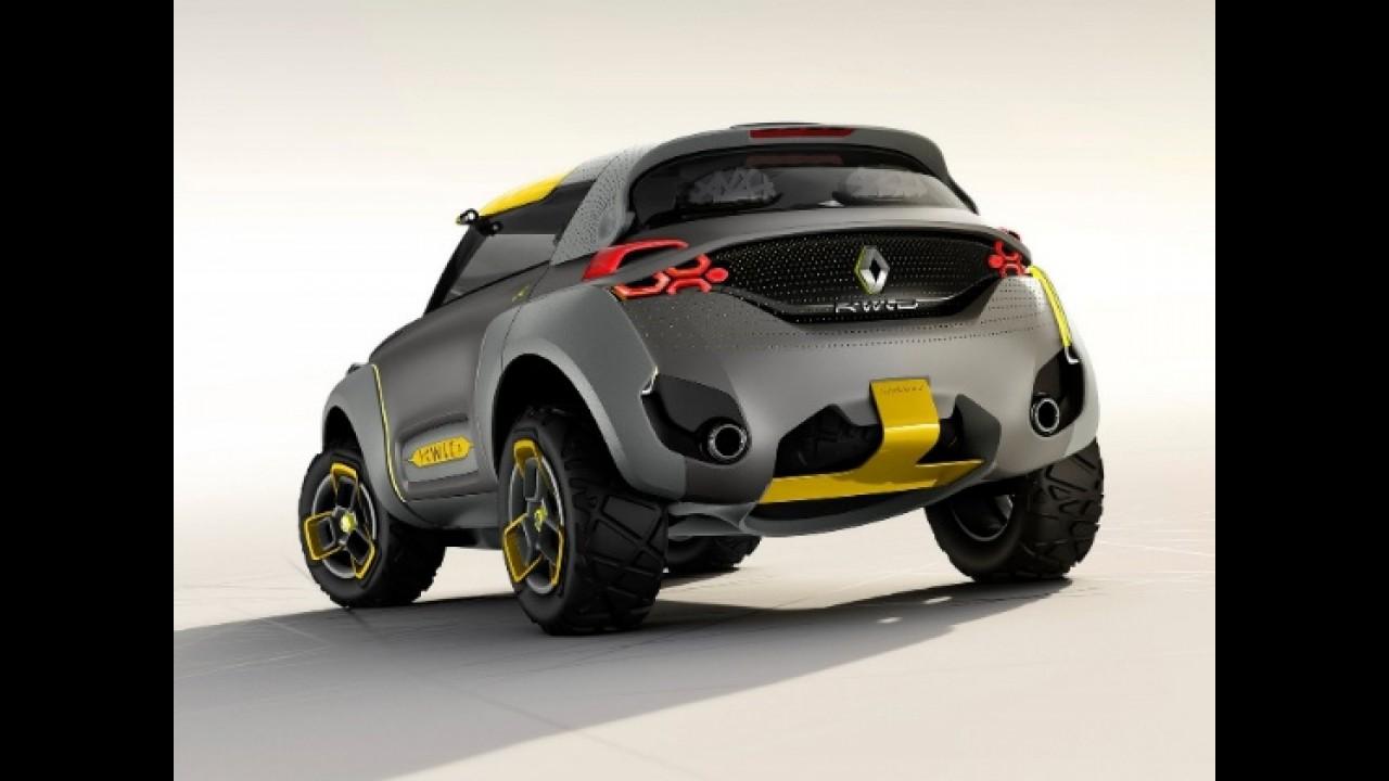 Segredo: Renault prepara crossover menor que o Duster para emergentes