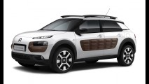 Vazou: Citroën C4 Cactus aparece em primeiras imagens antes de Genebra
