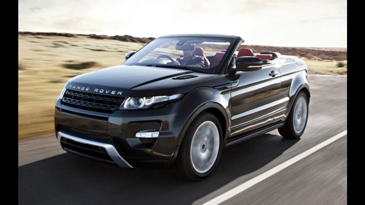 Jaguar Land Rover promete 12 novidades até o fim do ano