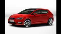 Seat divulga primeiras imagens oficiais da nova geração do hatch León
