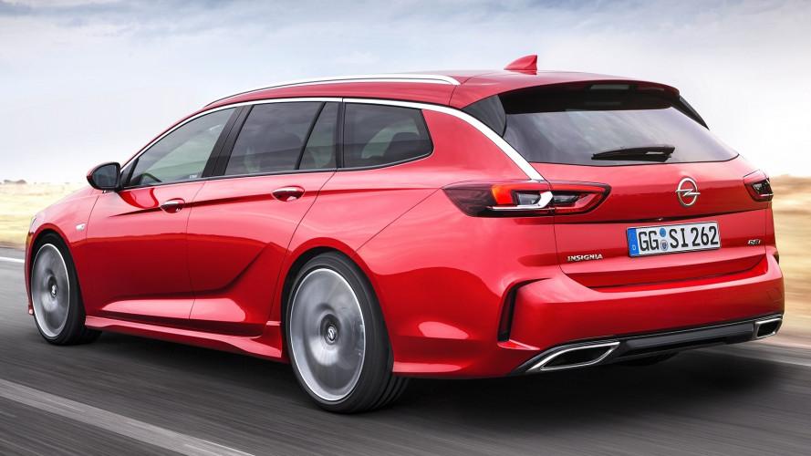 Opel Insignia GSi Sports Tourer, la station wagon sportiva