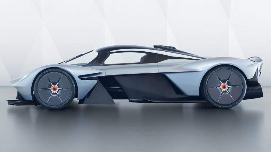 Aston Martin Valkyrie, in pista andrà come una Formula 1