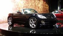 New Opel GT World Premiere