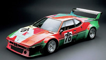 BMW Art Car - Andy Warhol