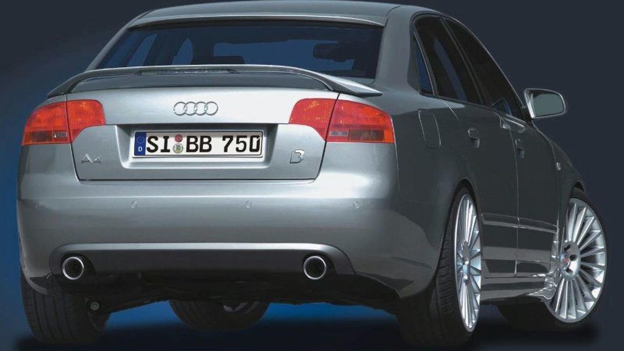 B&B Audi A4 8E 2.0 TFSI