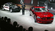 Charger SRT8 World Debut New York