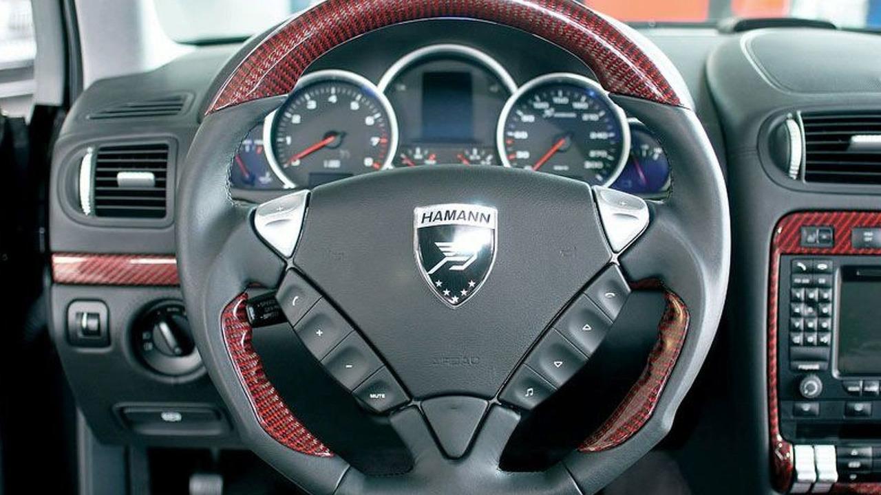 HAMANN Carbon Interior for Porsche Cayenne