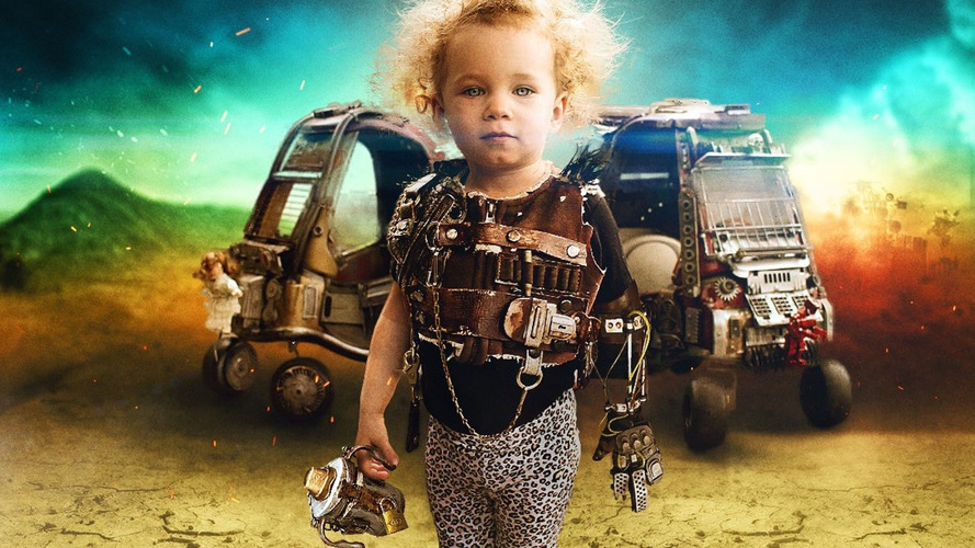 Little Tykes Cars With Mad Max Makeover Are Simply Awesome