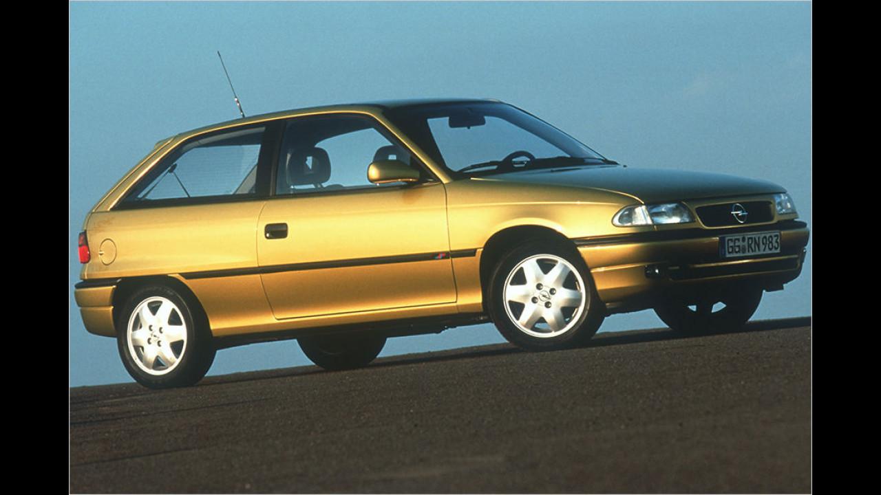 1991: Opel Astra F