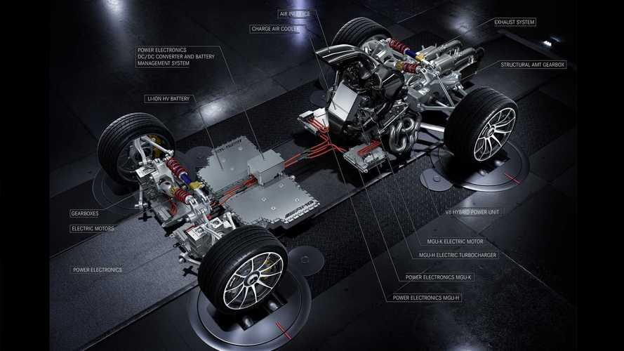 İşte Mercedes-AMG Project One'ın inanılmaz teknik detayları!