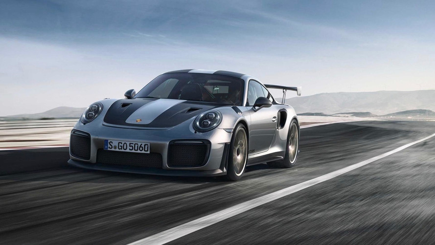 The 911 GT2 RS Returns in 2018 With All the Horsepowers