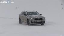 BMW X2 casus videosu