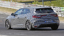 2018 Renault Megane RS spy photo