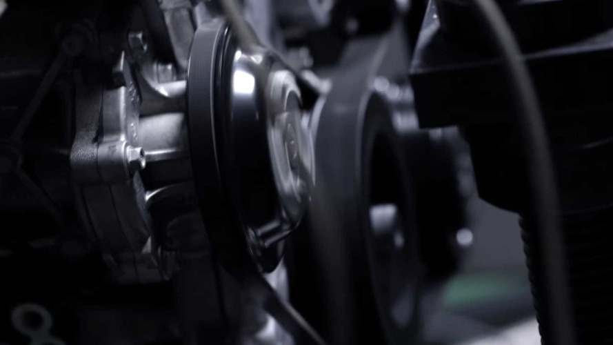 2018 Hyundai i30 N screenshots from teaser video