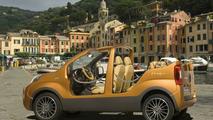 Fiat Portofino Show Van
