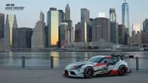 Toyota GR Supra Racing Concept en GranTurismo Sport