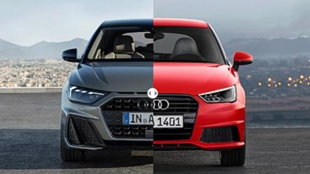 2018 Audi A1: Eski vs Yeni