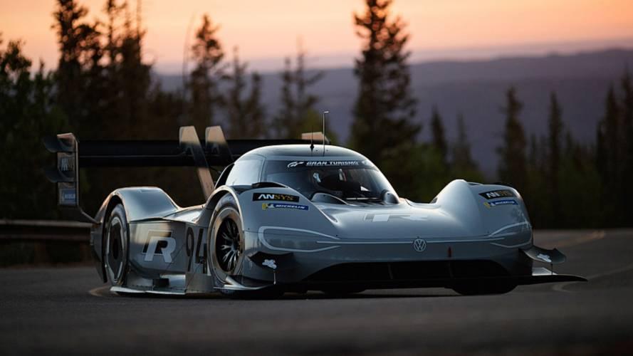 Volkswagen, I.D. R Pikes Peak için 94 numarayı tercih etti
