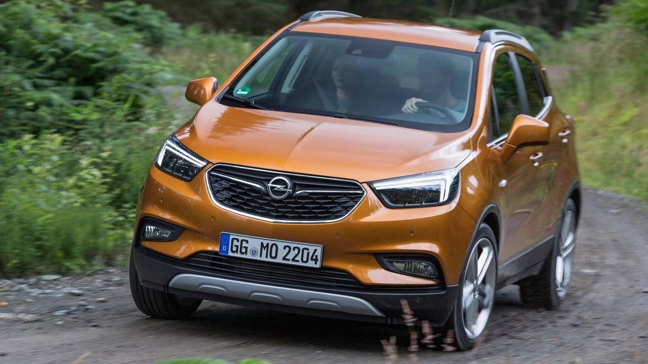 25 - Opel Mokka