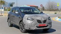 Renault Kadjar facelift Photos Espion
