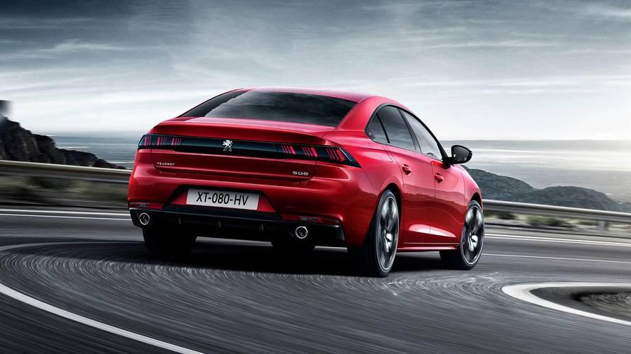 El Peugeot 508 2018 podría recibir el motor del 308 GTi