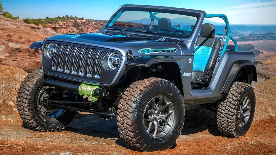 Jeep Concepts For Moab Easter Jeep Safari